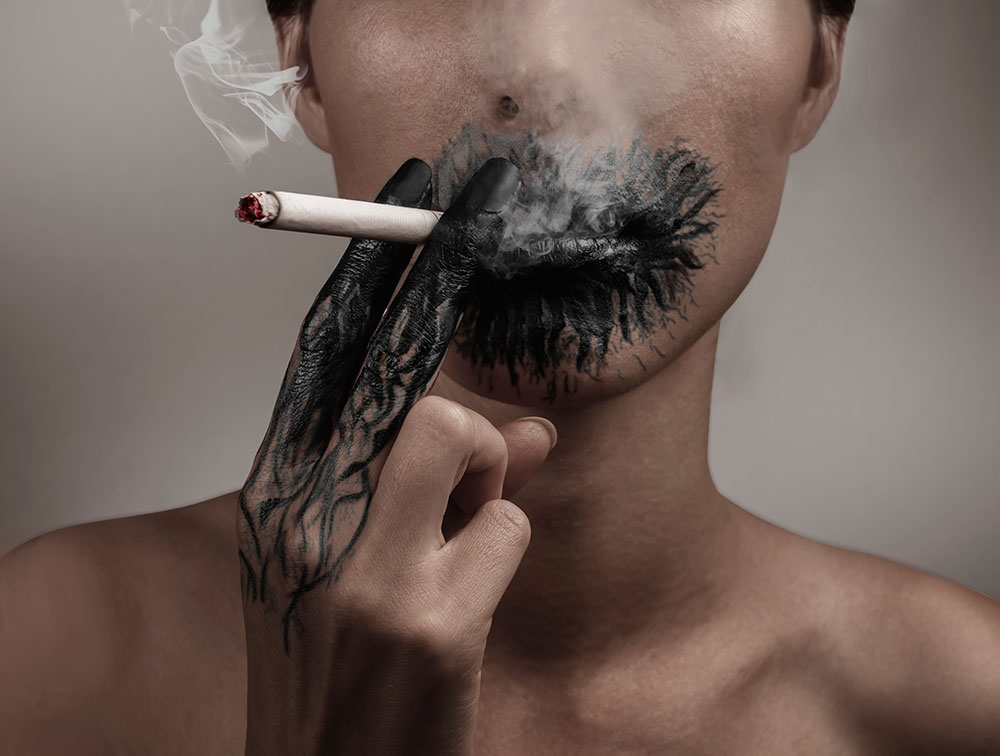 Smoking Side Effects | Lip Wrinkles | MyFaceMyBody