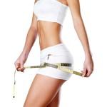 female-gold-tape-measure-white-shorts
