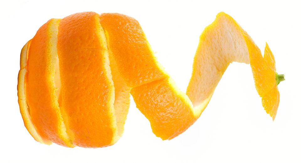 Orange Peel Spiral