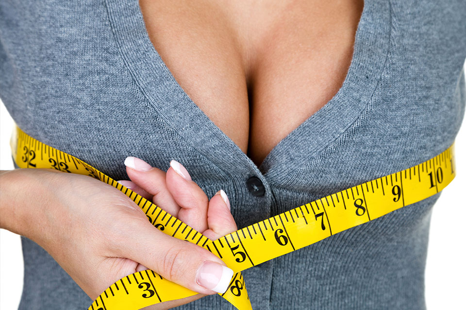 breast tape measure