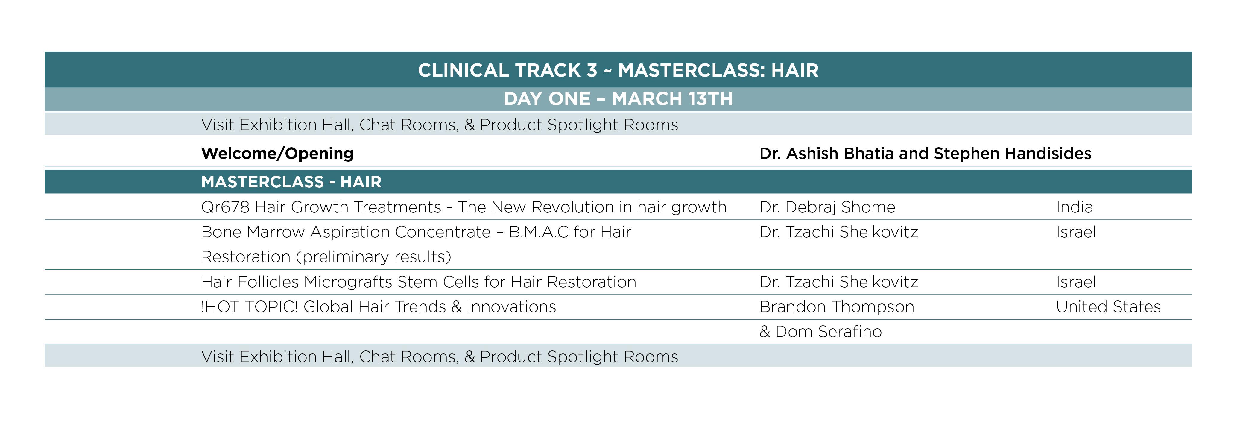 GVAS Relaunch 2021 Track 3 Hair